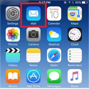 Accessing your domain emails on an iPhone | Doteasy
