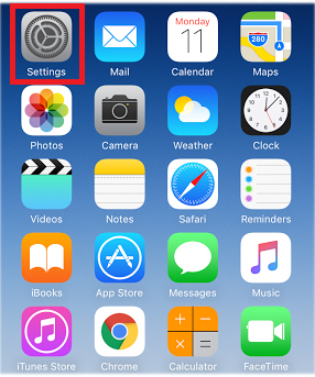 Accessing your domain emails on an iPhone | Doteasy com
