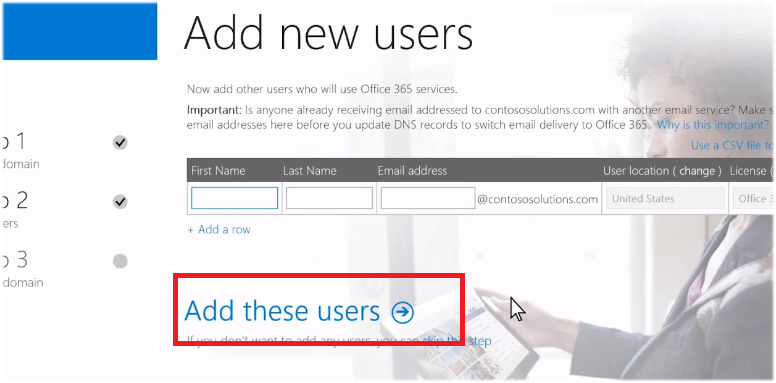 Accessing Domain Emails with Office 365 (Exchange Online) | Doteasy com