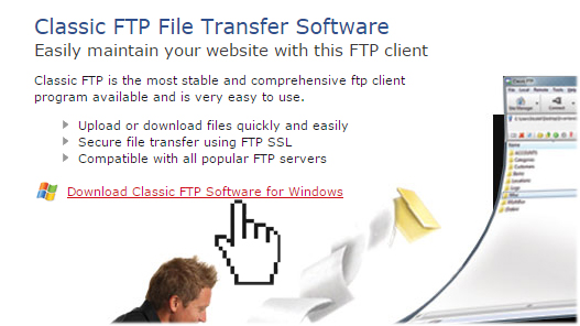 download Classic FTP