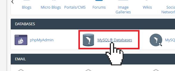 Doteasy MySQL Database