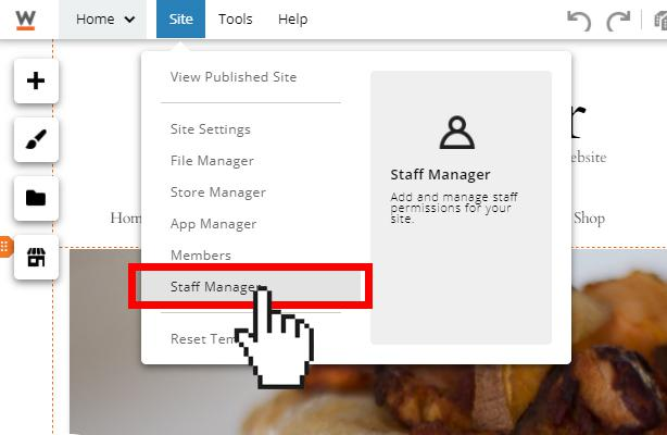 Website.com Staff Manager